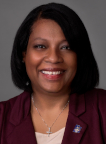 Minority Caucus Manager Sandra Hollins